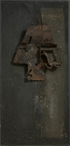 Welded Object No. 1 - Details