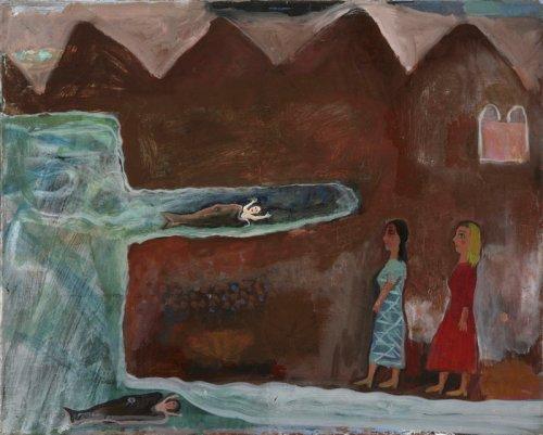 Jonah Arrives at Niniveh - Details