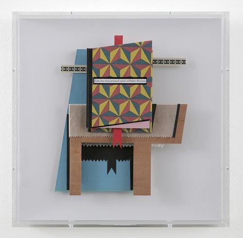 Cubist Book (Reincarnation) - Details
