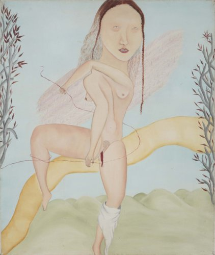 Angel de la Menstruación - Details