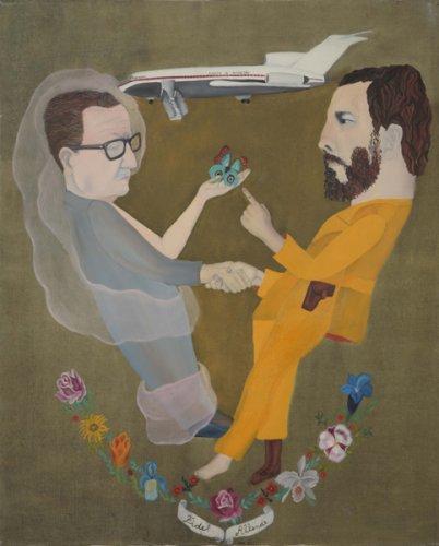 Fidel y Allende - Details