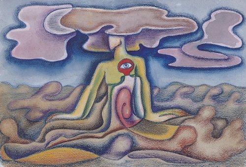 Untitled (Genesis Figure iii) - Details