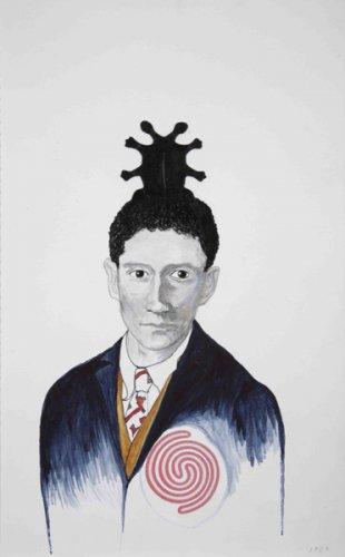 Untitled (Franz Kafka) - Details