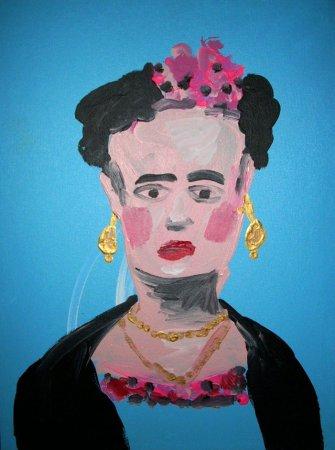 Frida Kahlo - Details