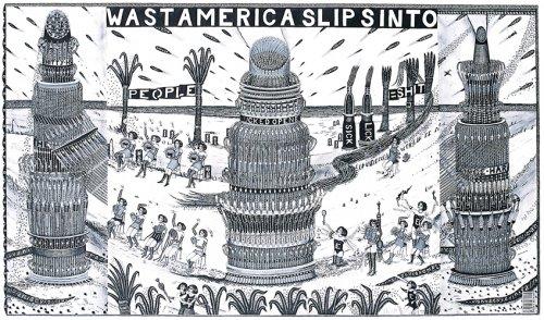 Wastamerica Slipsinto - Details