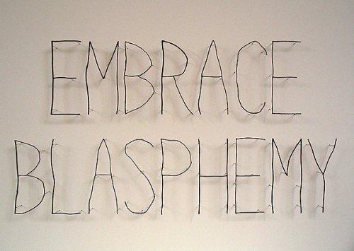 Embrace Blasphemy - Details