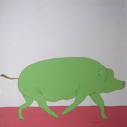 Green Pig - Details