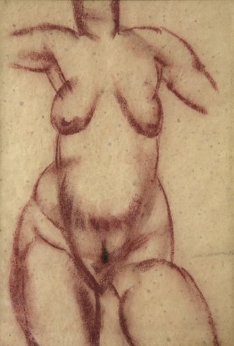 Nude Study - Details