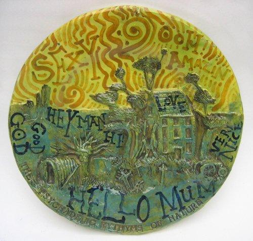 Commemorative Plate Number 30<br> - Details