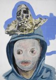 Boy in a Skull Hat (Pale Rider Selbst) - Details