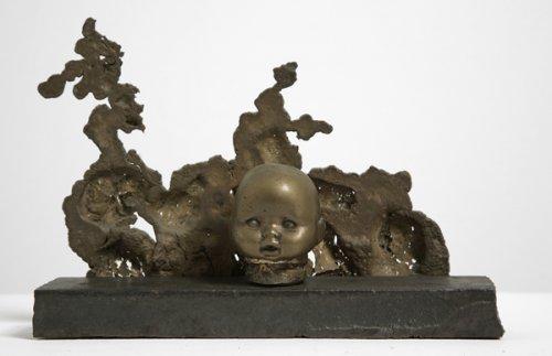 Maquette for Monument - Details