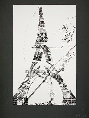 Eiffel Tower - Details