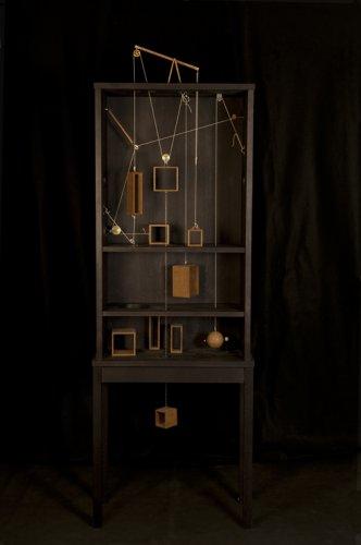 Cabinet from <em>Library</em> - Details