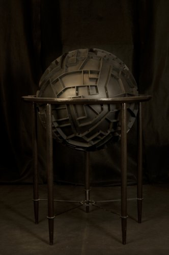 Globe from <em>Library</em> - Details
