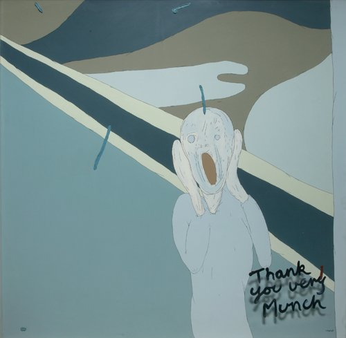 Thank You Very Munch - Details