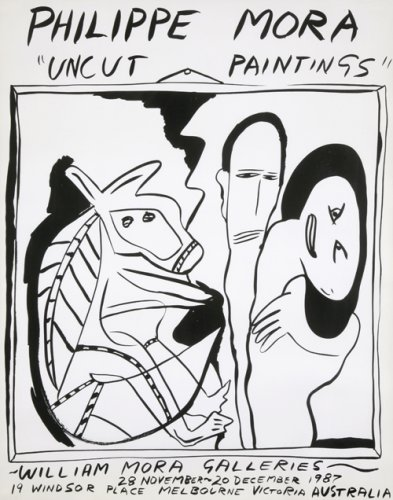 Poster for Uncut Paintings (Hester) - Details