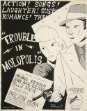 Poster for Trouble in Molopolis - Details