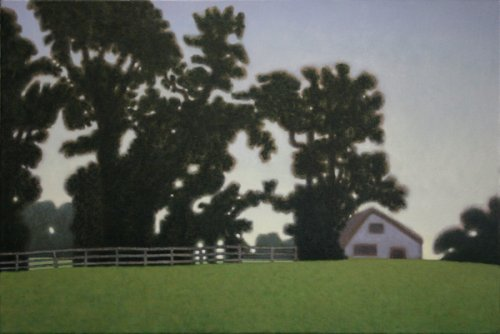 Trees and House - Details