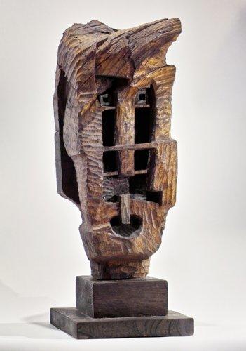 PK0004 wood head - Details