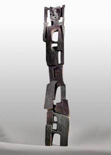Totemic Figure - Details