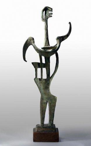 Standing Figure - Details