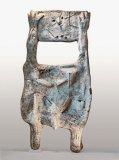 Standing Figure Holding Head - Details