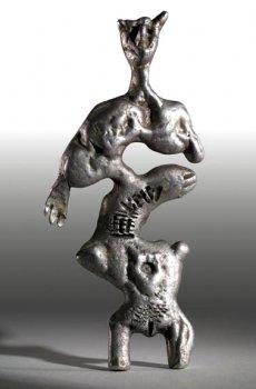 Untitled (Figure) - Details