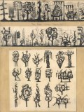 Studies for The Thirteen Cantos of Hell<br> - Details