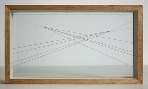 Lines in Space No.30 - Details