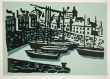 Untitled (Harbour at Mousehole) - Details