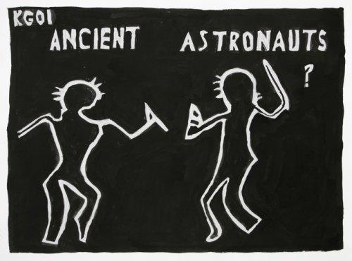 Ancient Astronauts - Details