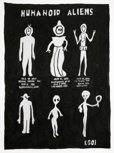 Humanoid Aliens ii - Details