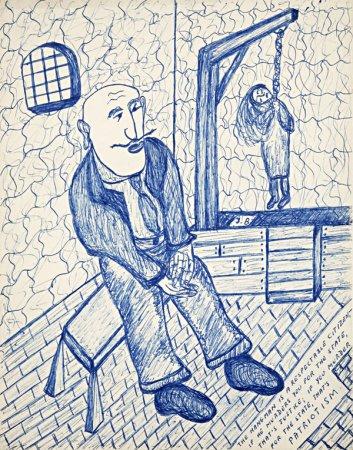The Hangman Is a Respectable Citizen...' - Details