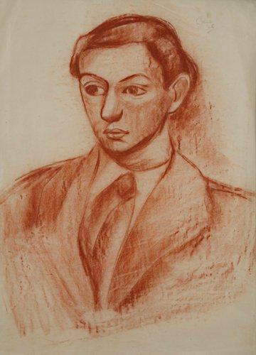 Portrait of a Young Man - Details