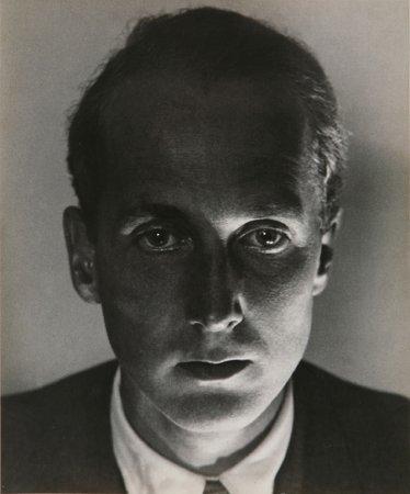 Portrait of Rolf Brandt - Details
