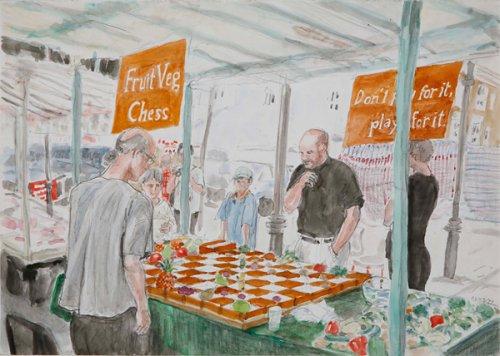 </b>14: <b>Fruit/Veg Chess Deptford X<br> - Details