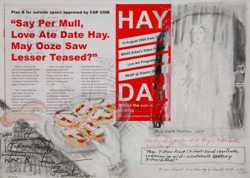 </b>22: <b>The T-Hams Feast<br> - Details