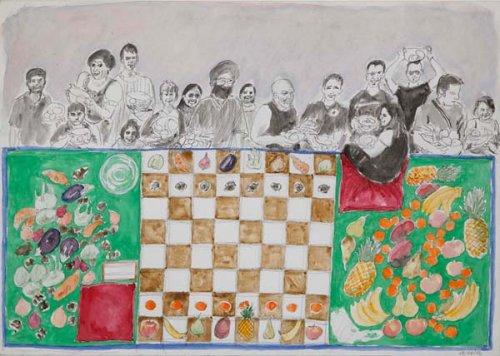 </b>23: <b>Fruit/Veg Chess East<br> - Details