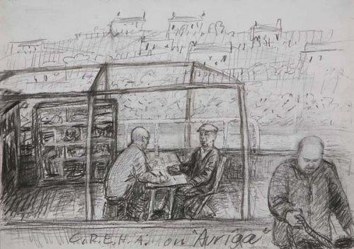 </b>39: <b>C.R.E.H.A. on the canal boat Auriga<br> - Details