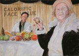 </b>42: <b>Calorific Face Value (Nutritional Portrait Gallery Peckham) - Details