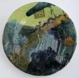 Commemorative Plate Number 27 <br> - Details
