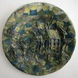 Commemorative Plate Number 17<br> - Details
