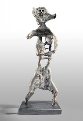 Standing Figure i - Details