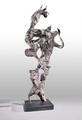 Standing Figure iii - Details