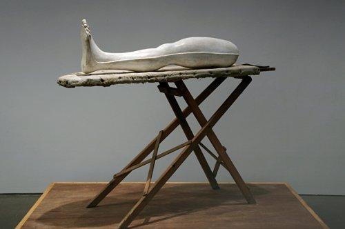 Louise Bourgeois' Leg - Details