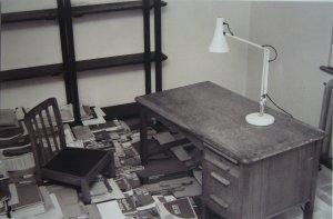 Mathew Gibson 'Paperwork' 1999 Installation - image