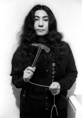 Constellation: Yoko Ono photographed by Clay Perry (1967)