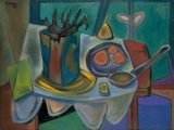 Still Life with Ladle - Details