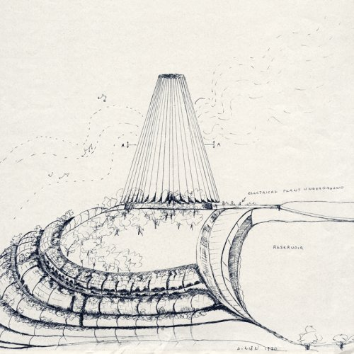 Whirling Wind Tower ii - Details