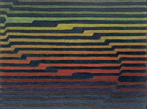 Untitled (Study for construction) - Details